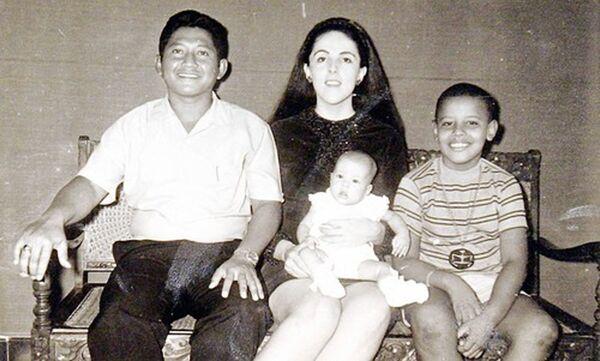 Tổng thống Hoa Kỳ Barack Obama lúc 9 tuổi, năm 1970 - Sputnik Việt Nam