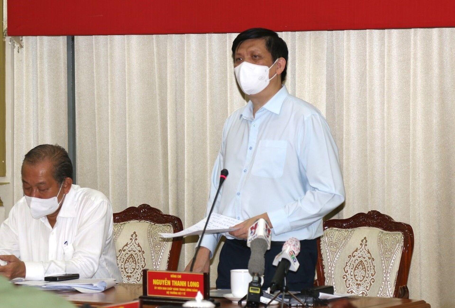 Việt Nam sẽ nhận 20 triệu liều vaccine Sputnik V của Nga - Sputnik Việt Nam, 1920, 02.06.2021
