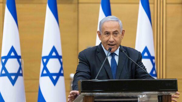 Thủ tướng Israel Benjamin Netanyahu. - Sputnik Việt Nam