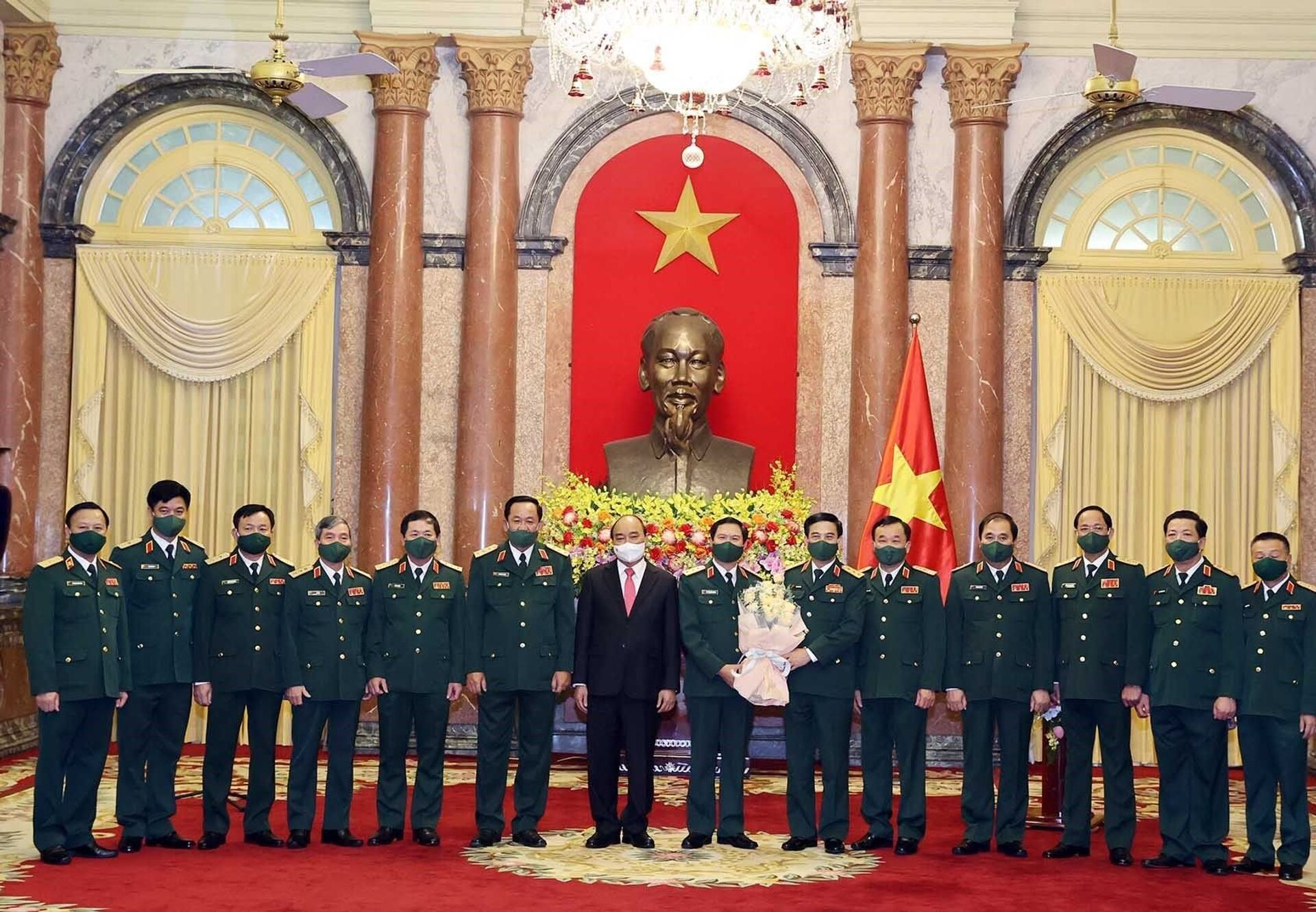 Tổng Tham mưu trưởng Quân đội nhân dân Việt Nam là ai? - Sputnik Việt Nam, 1920, 03.06.2021
