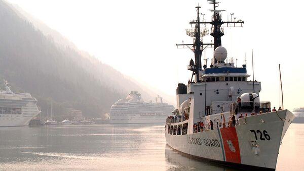 USCGC John Midgett ( WHEC -726). - Sputnik Việt Nam