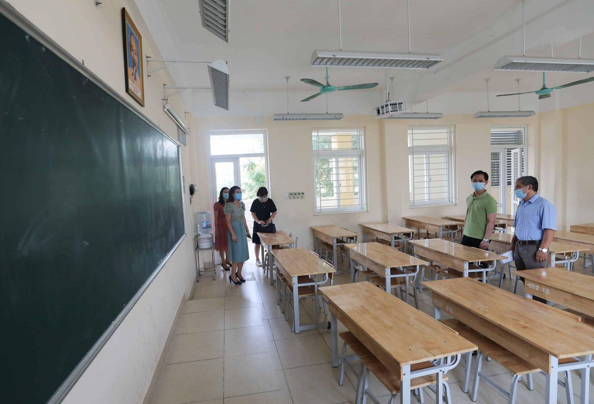 8.700 sinh viên tình nguyện sẵn sàng tiếp sức mùa thi tại TP.HCM - Sputnik Việt Nam, 1920, 28.06.2021