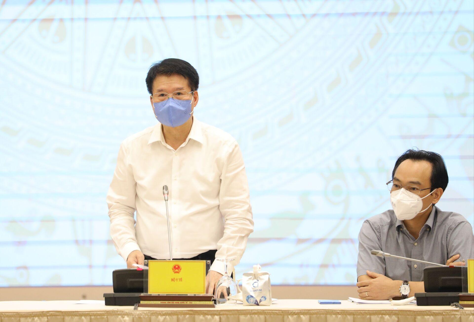 Đã đến lúc vaccine 'Made in Vietnam' được cấp phép để sử dụng hay chưa? - Sputnik Việt Nam, 1920, 27.07.2021