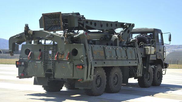 Hệ thống tên lửa phòng không S-400 ở Thổ Nhĩ Kỳ - Sputnik Việt Nam