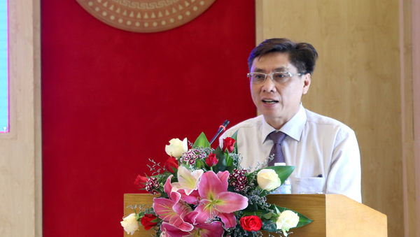 Cựu Chủ tịch Khánh Hòa Lê Đức Vinh. - Sputnik Việt Nam