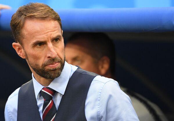 Đứng ở vị trí thứ 4 trong bảng xếp hạng là huấn luyện viên đội tuyển Anh Gareth Southgate với mức thu nhập tương đương 3 triệu euro. - Sputnik Việt Nam