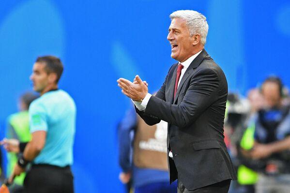Huấn luyện viên đội tuyển quốc gia Thụy Sĩ Vladimir Petkovic đứng ở vị trí thứ 9 với 1,32 triệu euro. - Sputnik Việt Nam