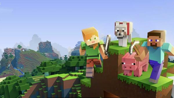 Trò chơi Minecraft. - Sputnik Việt Nam