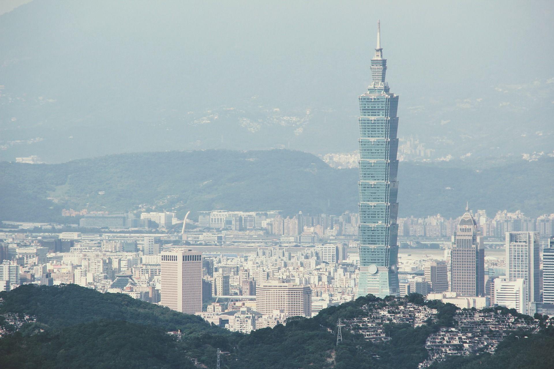 Đài Bắc, Đài Loan - Sputnik Việt Nam, 1920, 05.10.2021