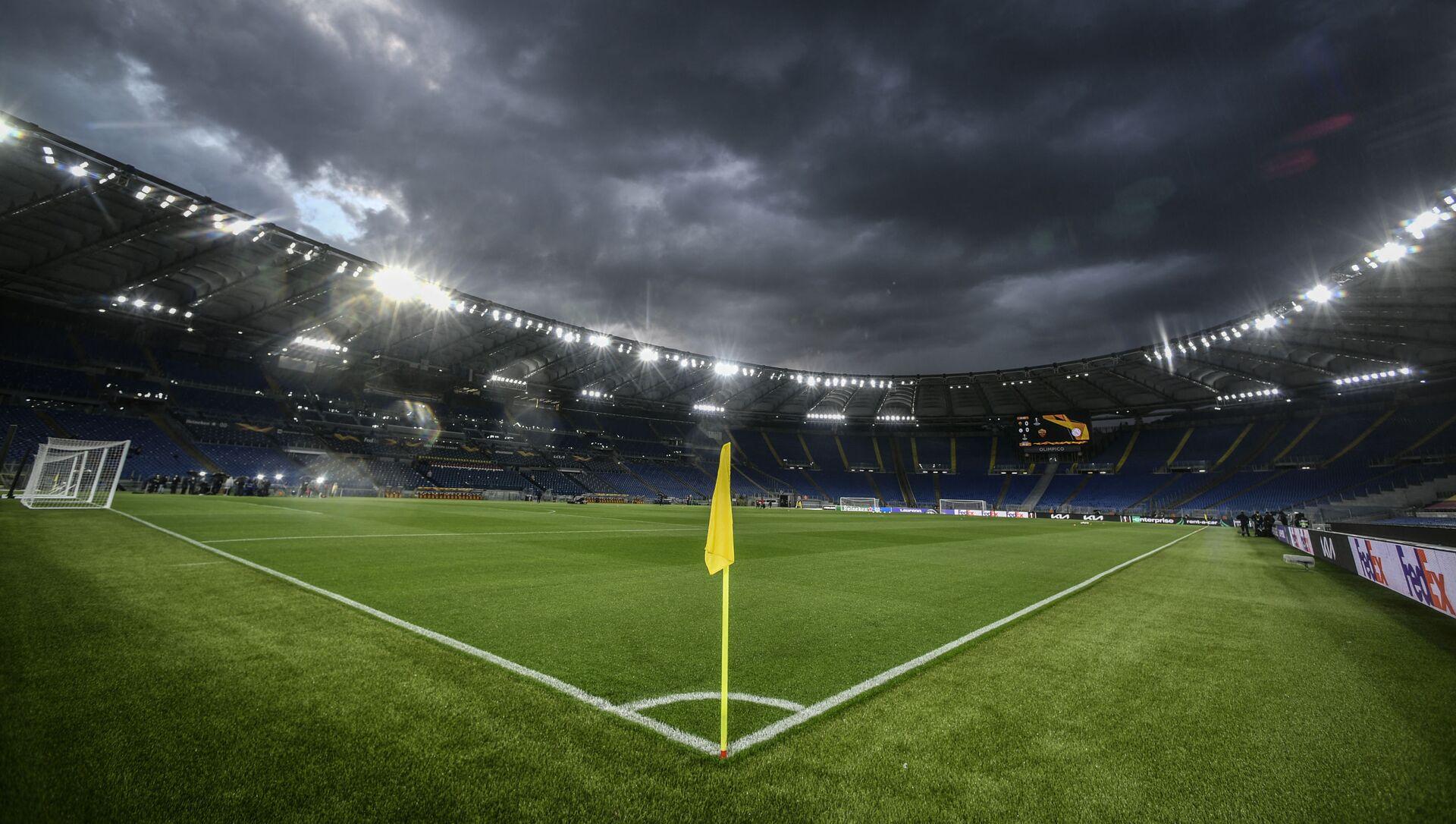 Sân vận động Olimpico ở Rome. - Sputnik Việt Nam, 1920, 10.06.2021