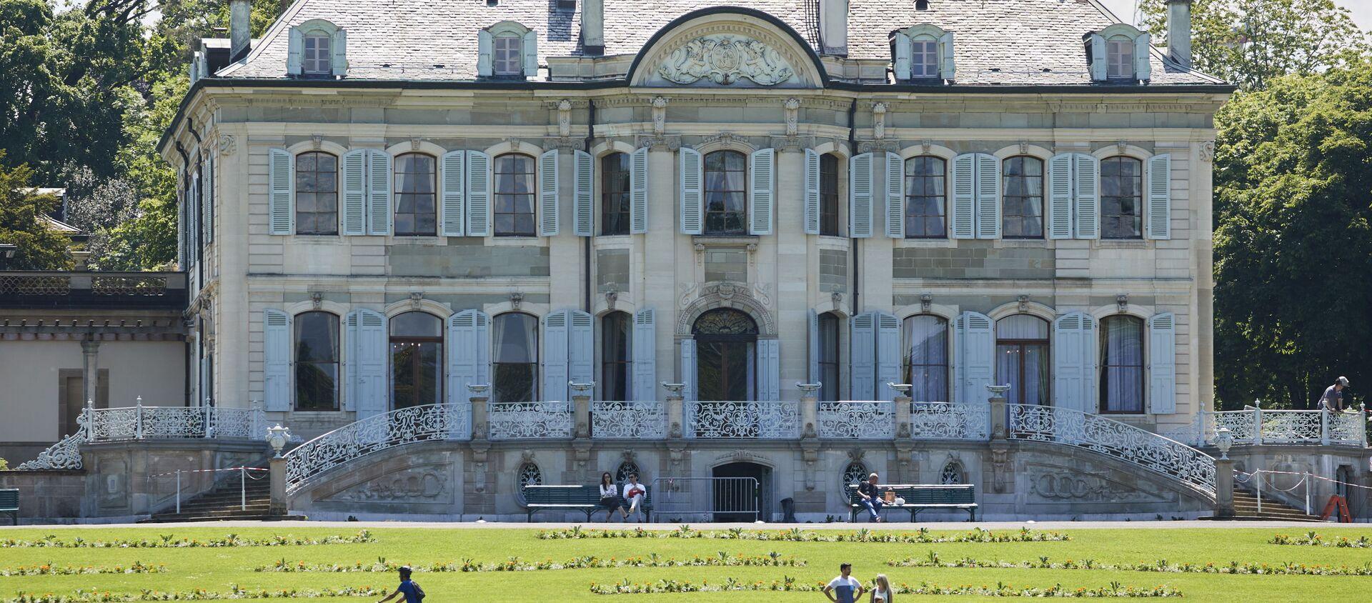 Cuộc hội đàm giữa Tổng thống Nga Vladimir Putin và nhà lãnh đạo Mỹ Joe Biden sẽ được tổ chức tại Villa La Grange. - Sputnik Việt Nam, 1920, 15.06.2021