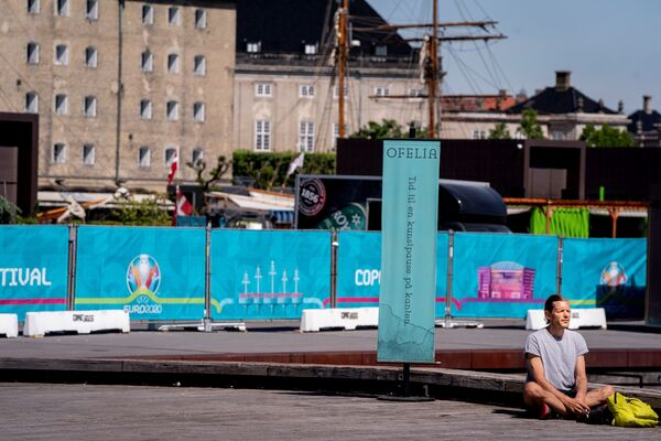 Xây dựng làng thể thao UEFA ở Copenhagen - Sputnik Việt Nam