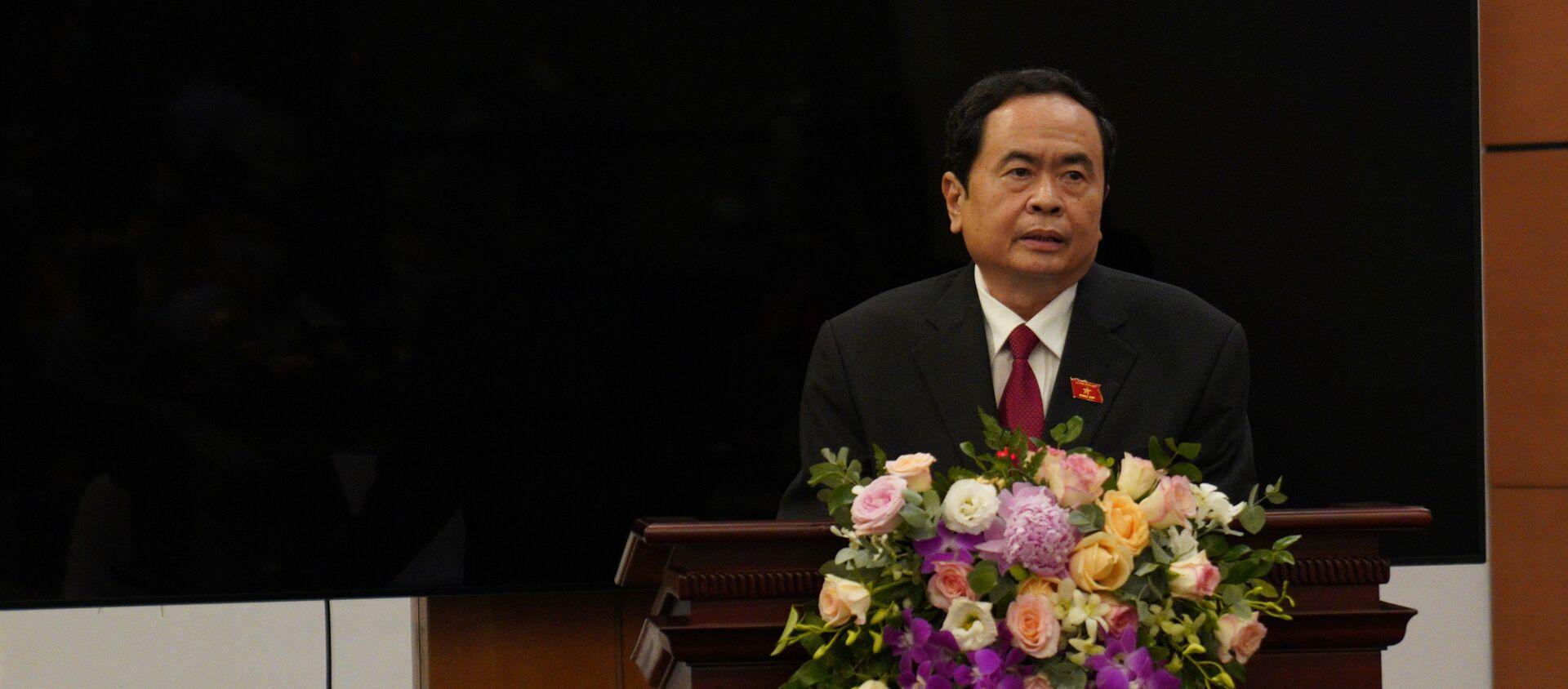 Phó Chủ tịch Thường trực Quốc hội Trần Thanh Mẫn - Sputnik Việt Nam, 1920, 10.06.2021