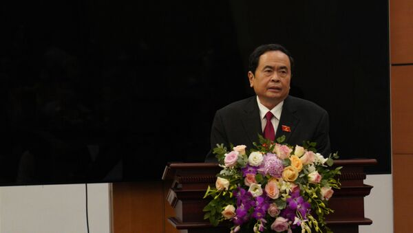 Phó Chủ tịch Thường trực Quốc hội Trần Thanh Mẫn - Sputnik Việt Nam