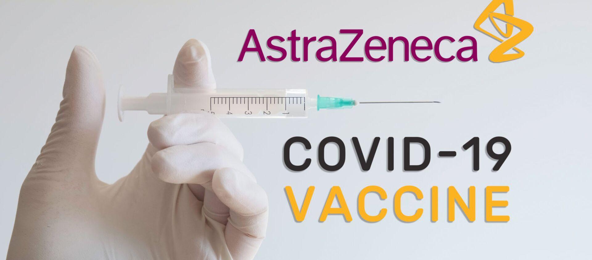 Vaccine AstraZeneca. - Sputnik Việt Nam, 1920, 21.08.2021
