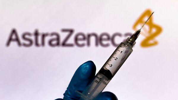 Vaccine AstraZeneca. - Sputnik Việt Nam