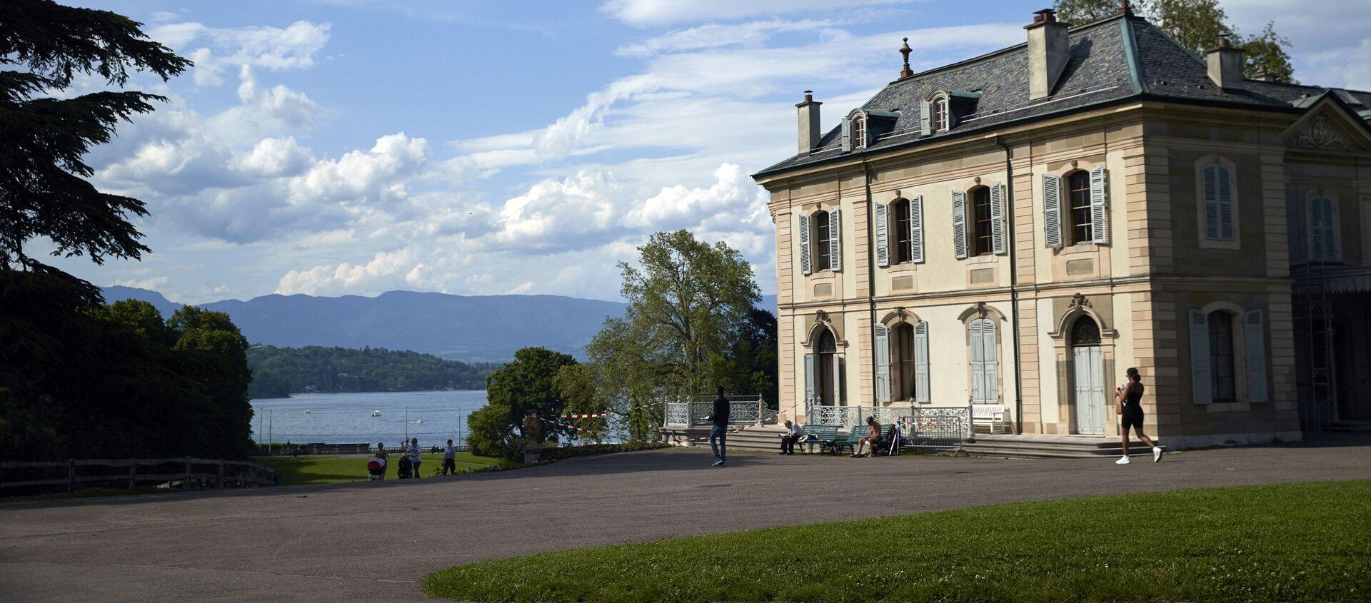 Villa La Grange ở Geneva. - Sputnik Việt Nam, 1920, 11.06.2021