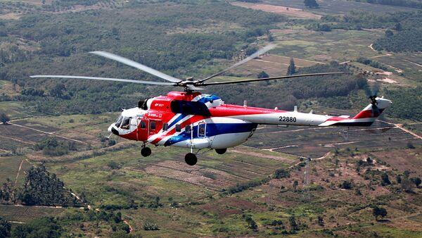 Trực thăng dân dụng đa năng Mi-171A2 - Sputnik Việt Nam