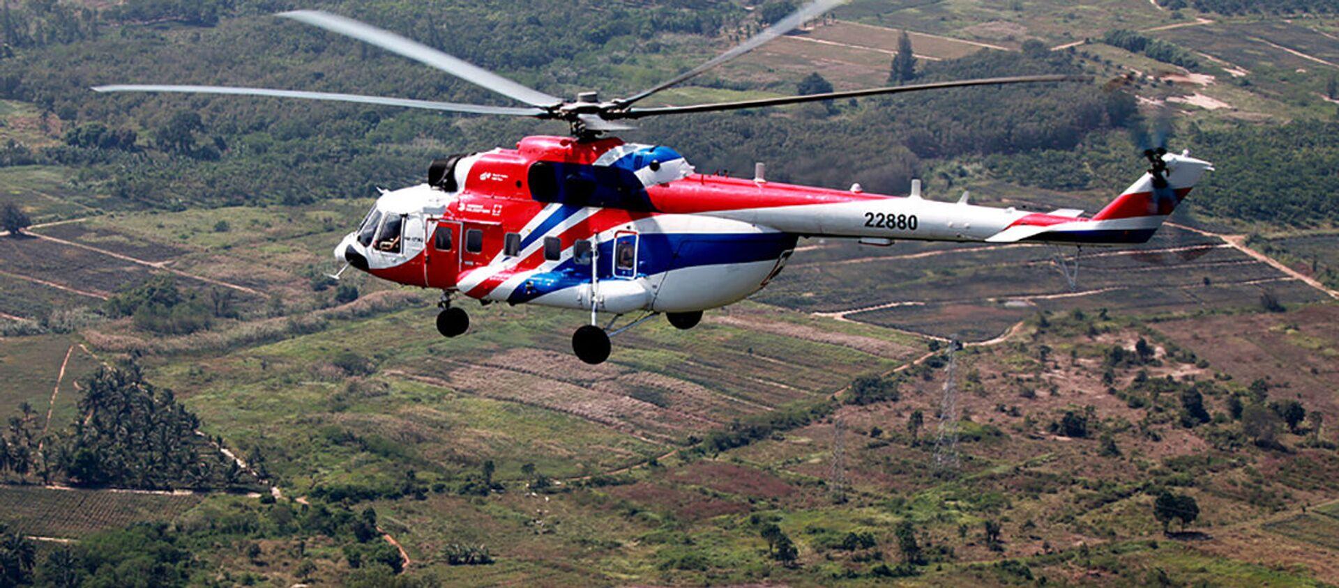 Trực thăng dân dụng đa năng Mi-171A2 - Sputnik Việt Nam, 1920, 19.07.2021