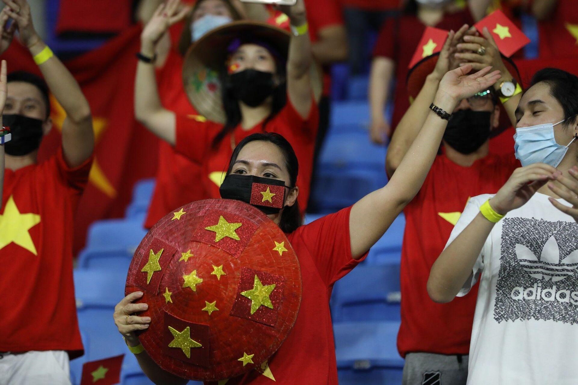 Việt Nam có bao nhiêu phần trăm cơ hội vào vòng loại cuối World Cup? - Sputnik Việt Nam, 1920, 13.06.2021