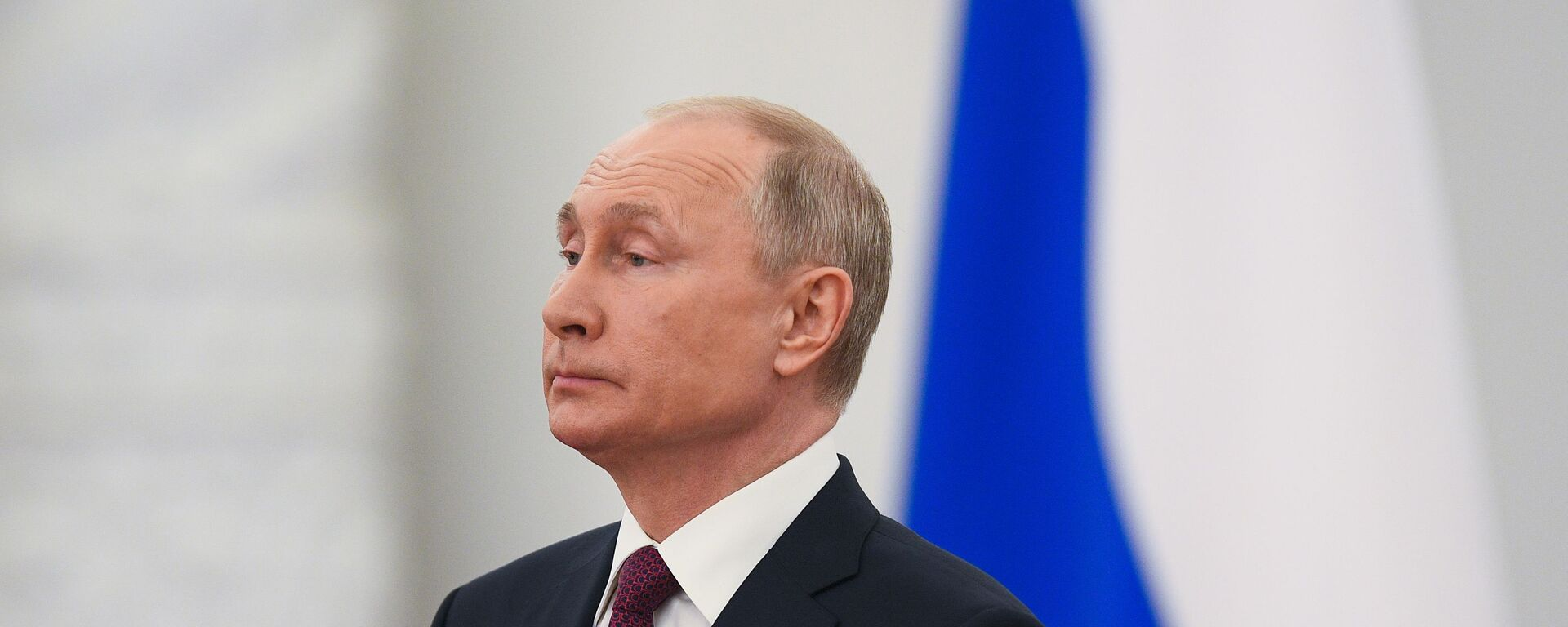 Tổng thống Nga Vladimir Putin. - Sputnik Việt Nam, 1920, 14.06.2021