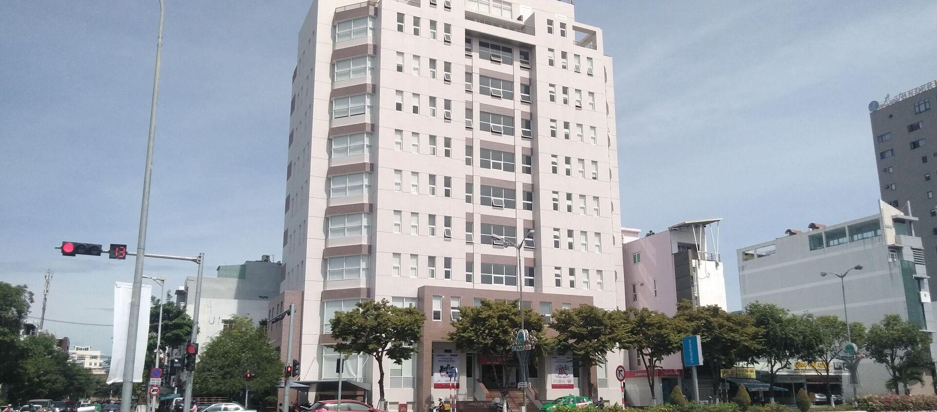 Tòa nhà văn phòng trung tâm Agribank. - Sputnik Việt Nam, 1920, 14.06.2021