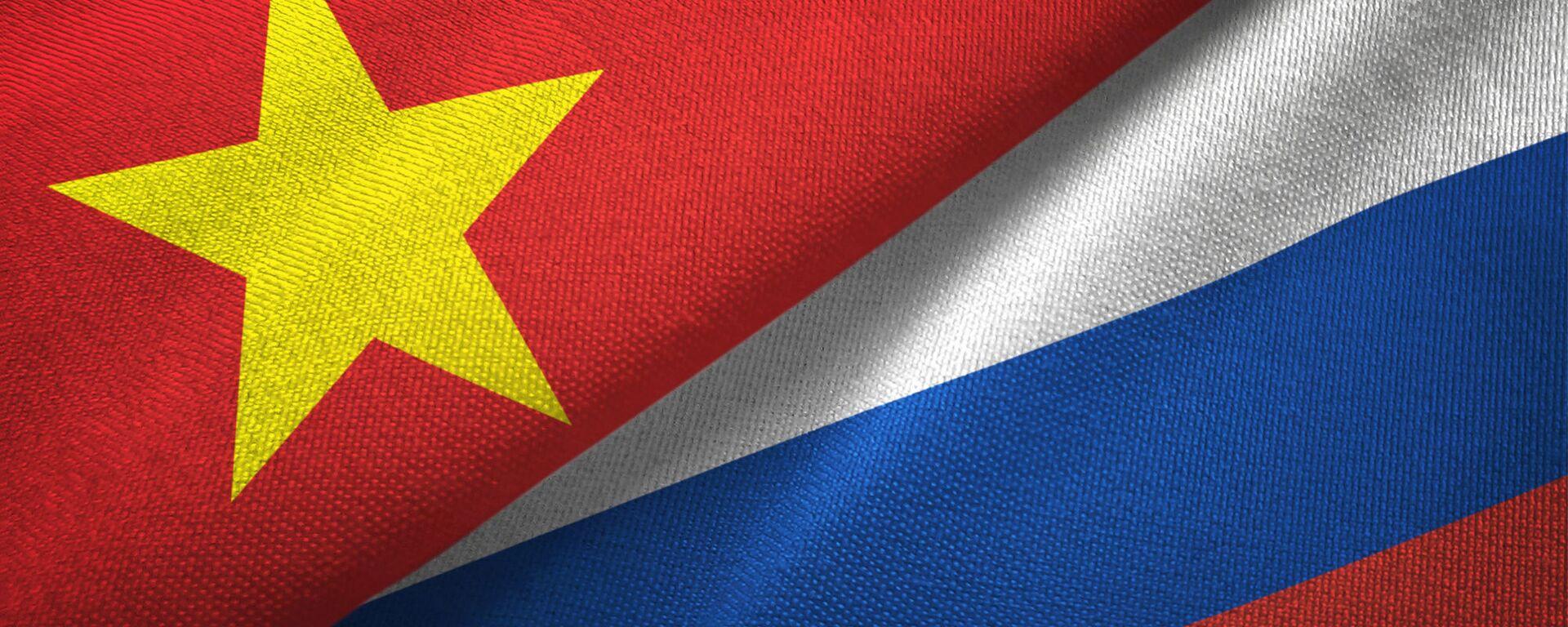 Cờ của Nga và Việt Nam - Sputnik Việt Nam, 1920, 28.09.2021