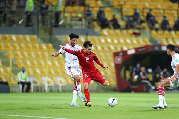 Vòng loại thứ 2 World Cup 2022 khu vực châu Á - Sputnik Việt Nam