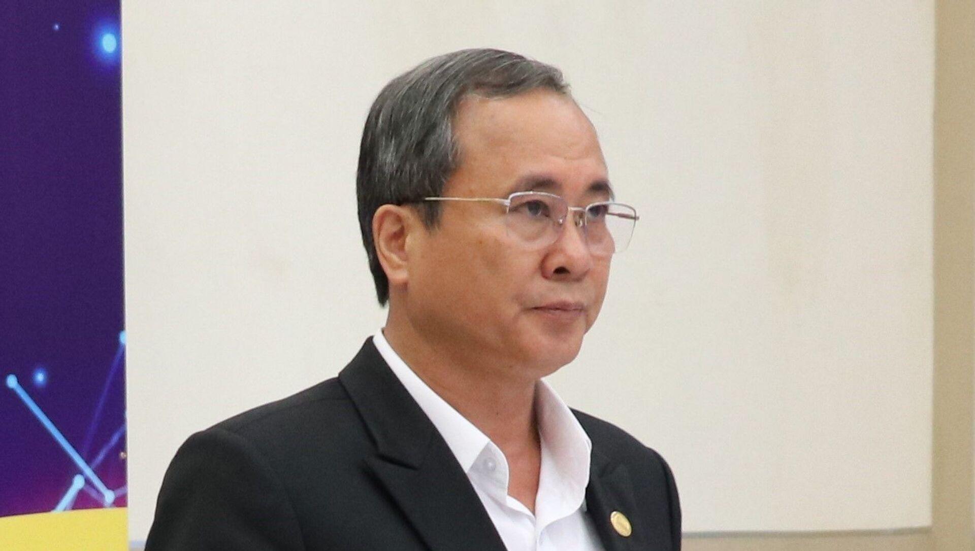 Ông Trần Văn Nam - Sputnik Việt Nam, 1920, 16.06.2021
