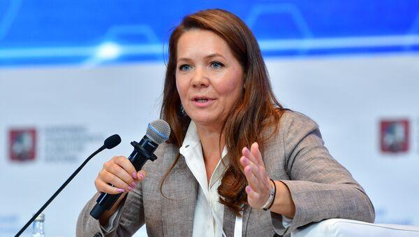 Phó Thị trưởng Matxcơva Anastasia Rakova - Sputnik Việt Nam