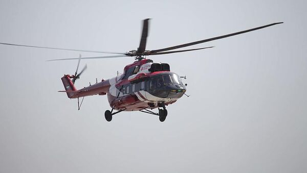 Trực thăng Mi-171A2. - Sputnik Việt Nam