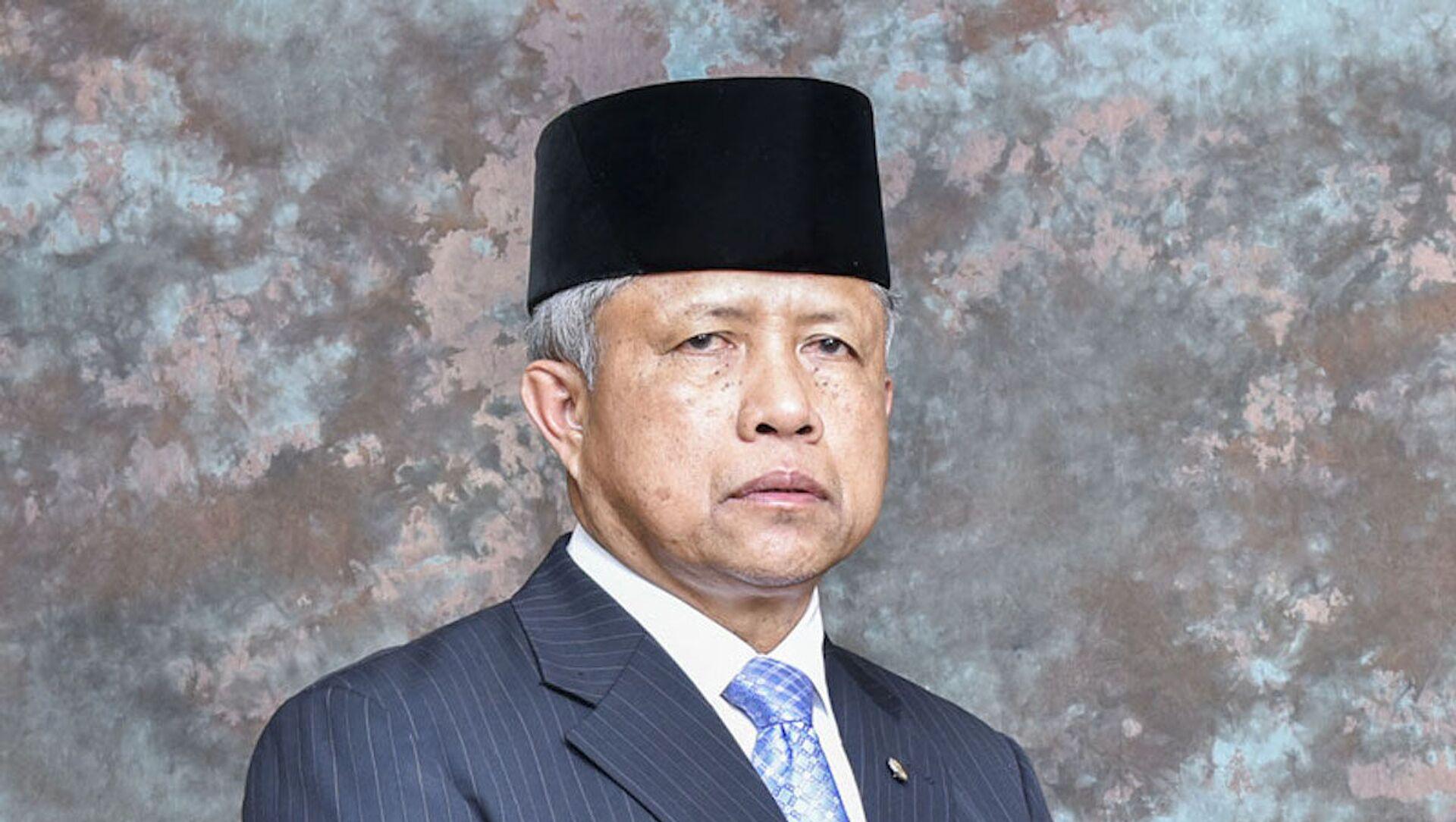 Bộ trưởng Quốc phòng thứ hai của Brunei Halbi Yussof. - Sputnik Việt Nam, 1920, 23.06.2021