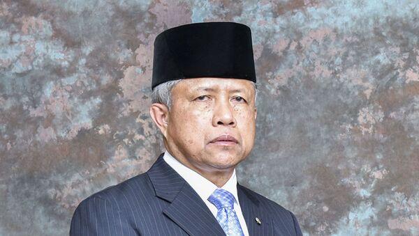 Bộ trưởng Quốc phòng thứ hai của Brunei Halbi Yussof. - Sputnik Việt Nam
