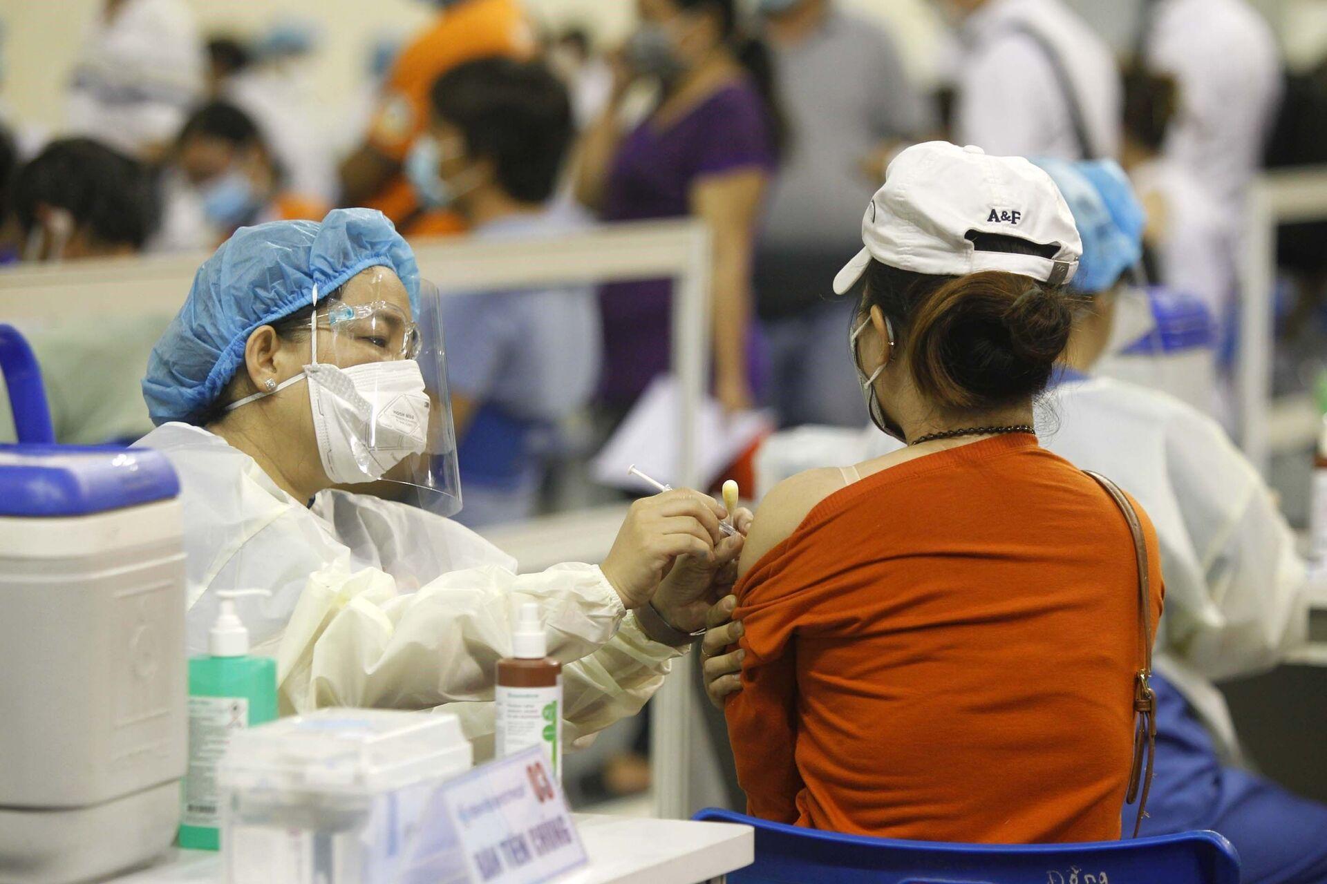 WHO sẽ giúp Việt Nam thành trung tâm sản xuất vaccine của khu vực - Sputnik Việt Nam, 1920, 24.06.2021