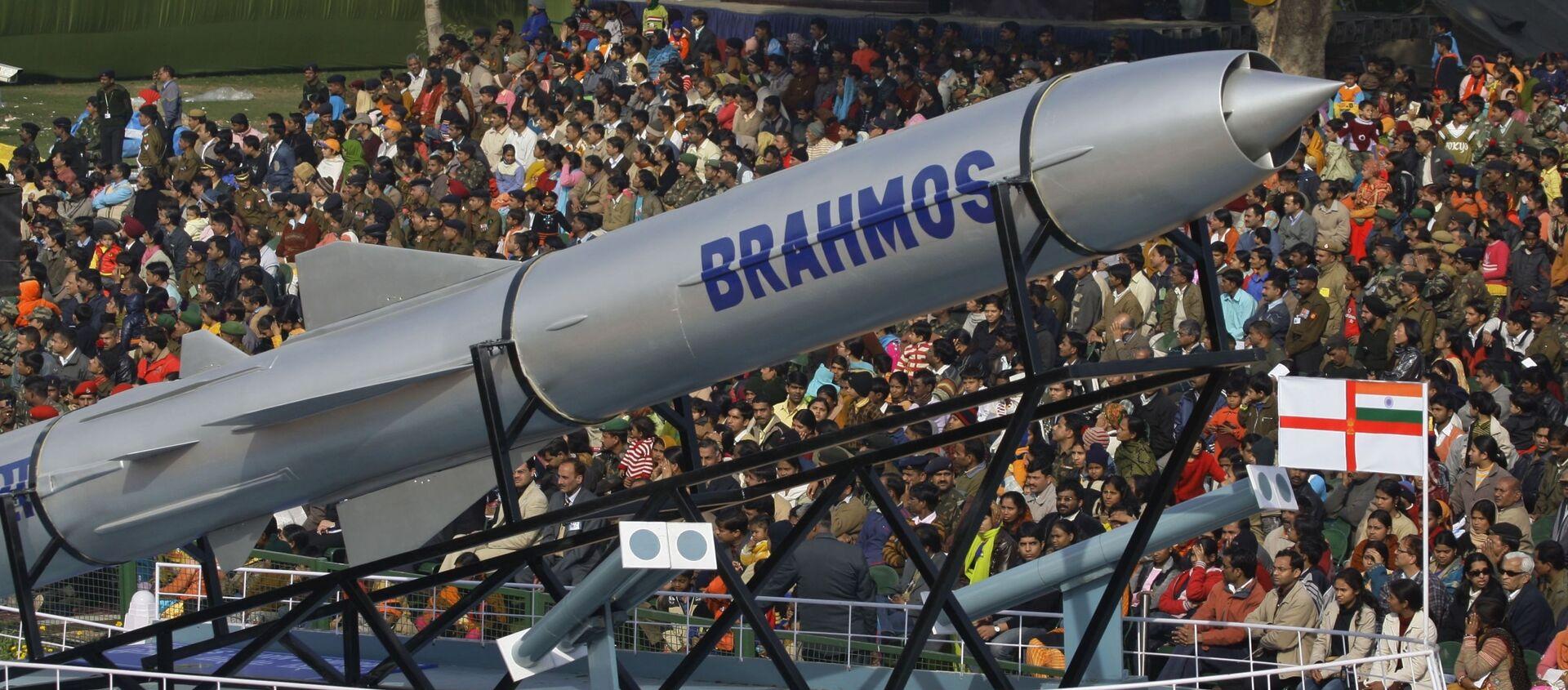 Tên lửa BrahMos - Sputnik Việt Nam, 1920, 26.06.2021