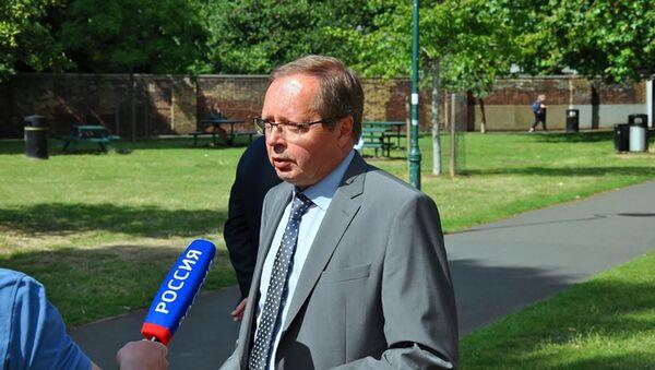 Đại sứ Nga tại Vương quốc Anh Andrei Kelin. - Sputnik Việt Nam