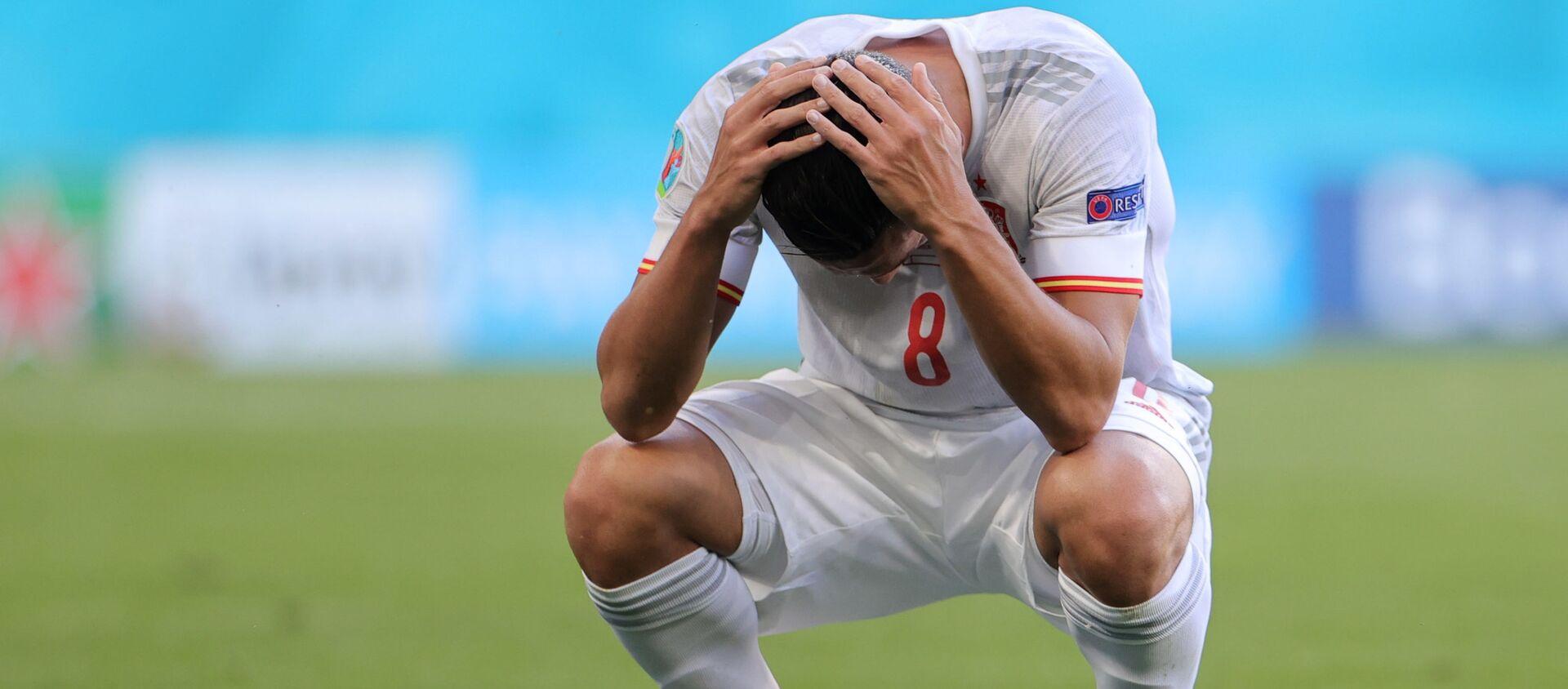 Croatia - Tây Ban Nha vô địch Euro 2020 - Sputnik Việt Nam, 1920, 29.06.2021