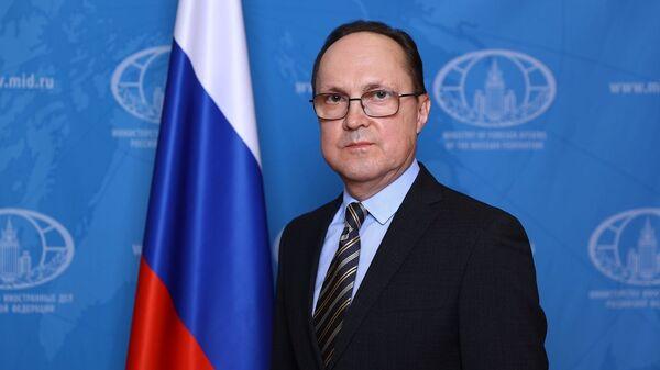 Đại sứ Gennady Bezdetko - Sputnik Việt Nam