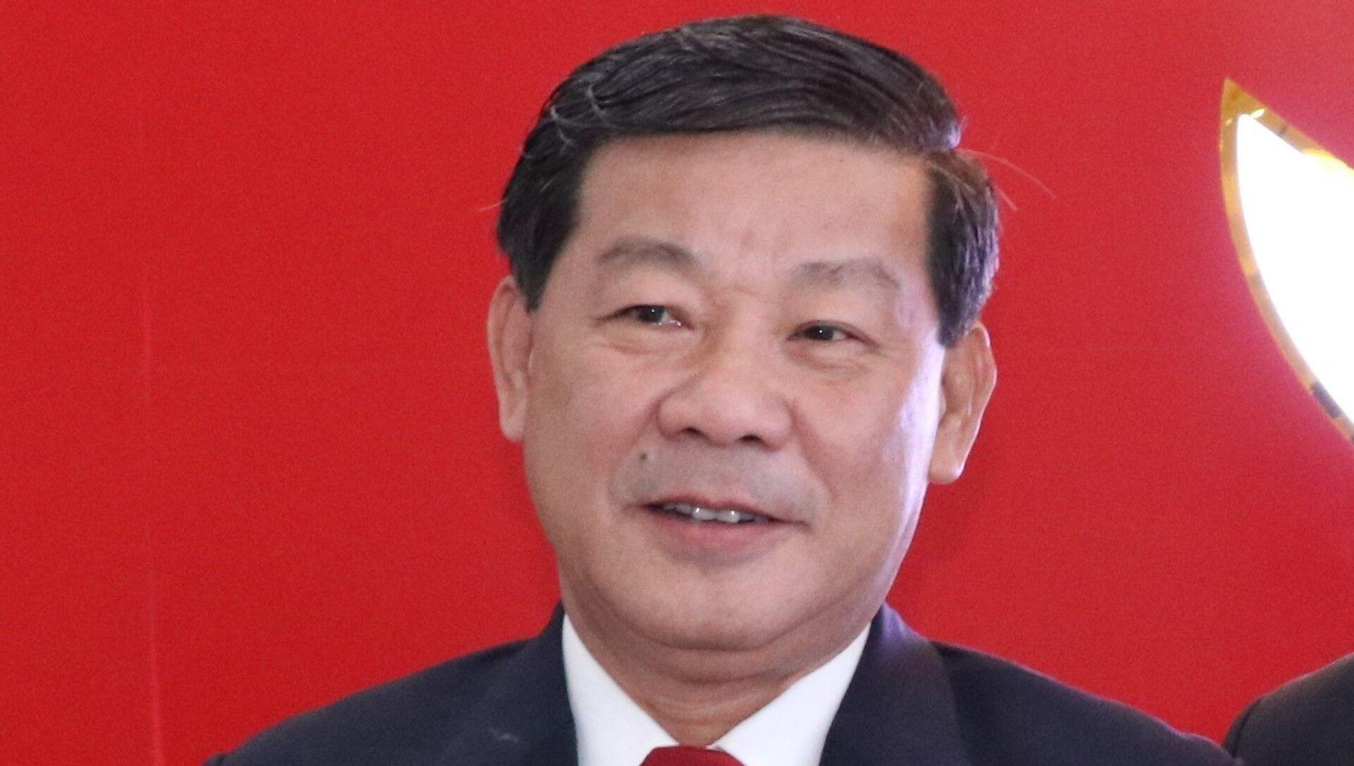 Ông Trần Thanh Liêm, nguyên Chủ tịch UBND tỉnh Bình Dương. - Sputnik Việt Nam, 1920, 30.06.2021