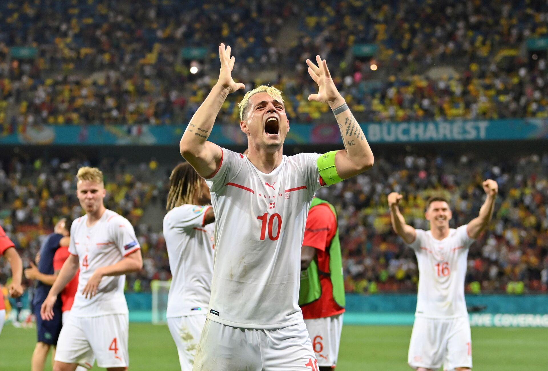 EURO 2020: Tiếp theo vòng 1/8 sẽ còn bất ngờ gì? - Sputnik Việt Nam, 1920, 01.07.2021