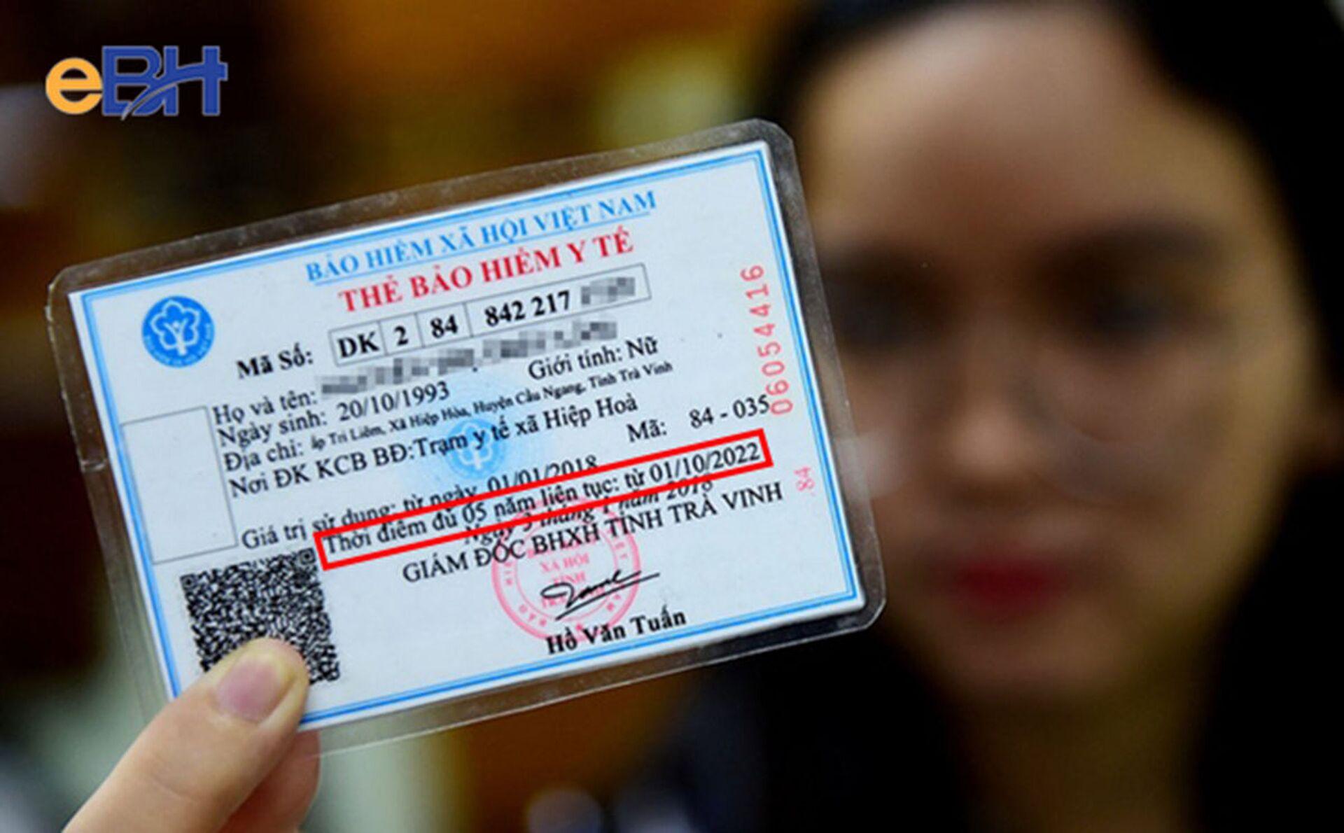 Nhiều chính sách mới về BHYT có hiệu lực từ ngày 1/7 - Sputnik Việt Nam, 1920, 01.07.2021