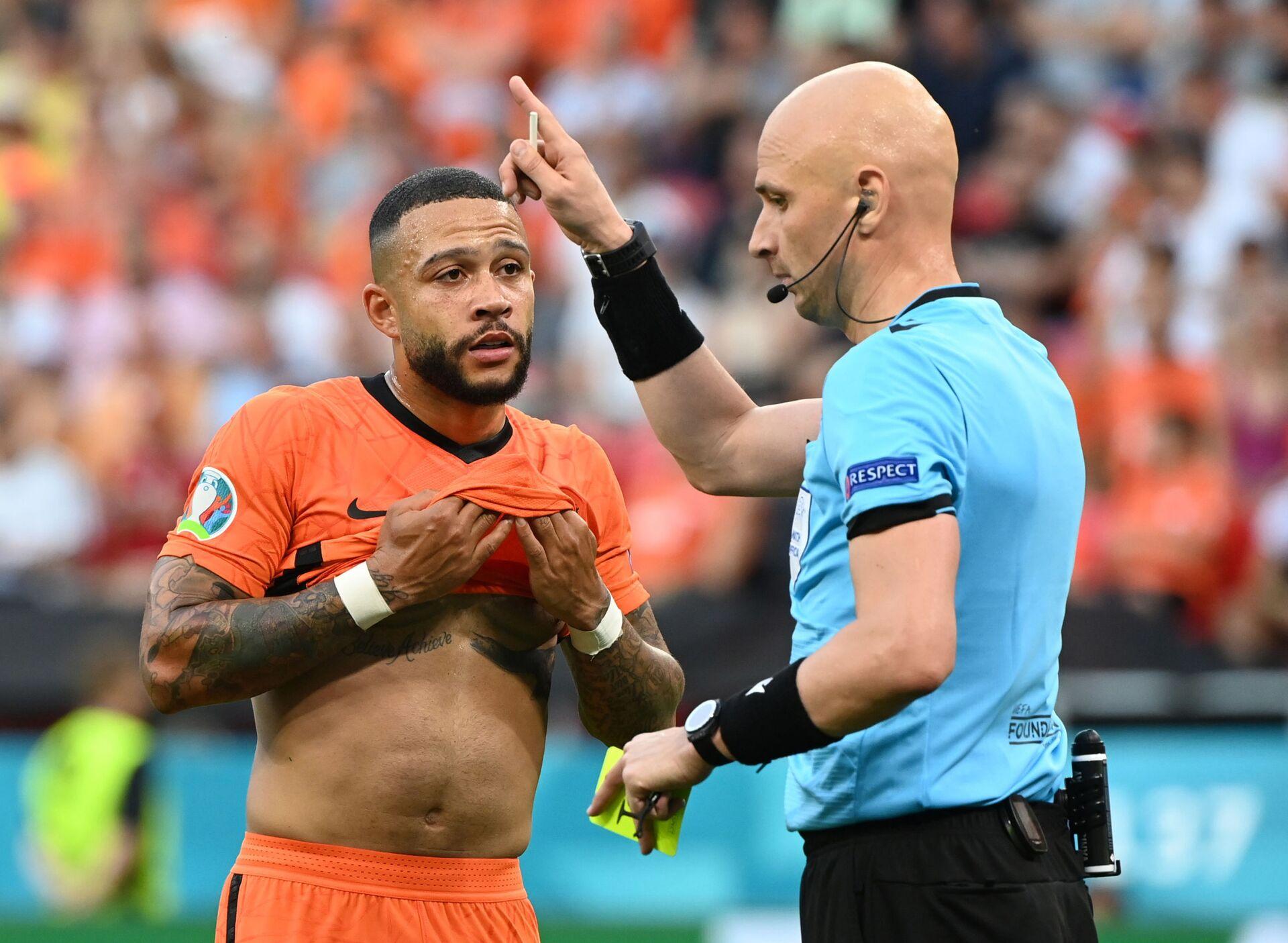 Các siêu sao bị loại: 5 cầu thủ hàng đầu thất bại ở Euro 2020 - Sputnik Việt Nam, 1920, 01.07.2021