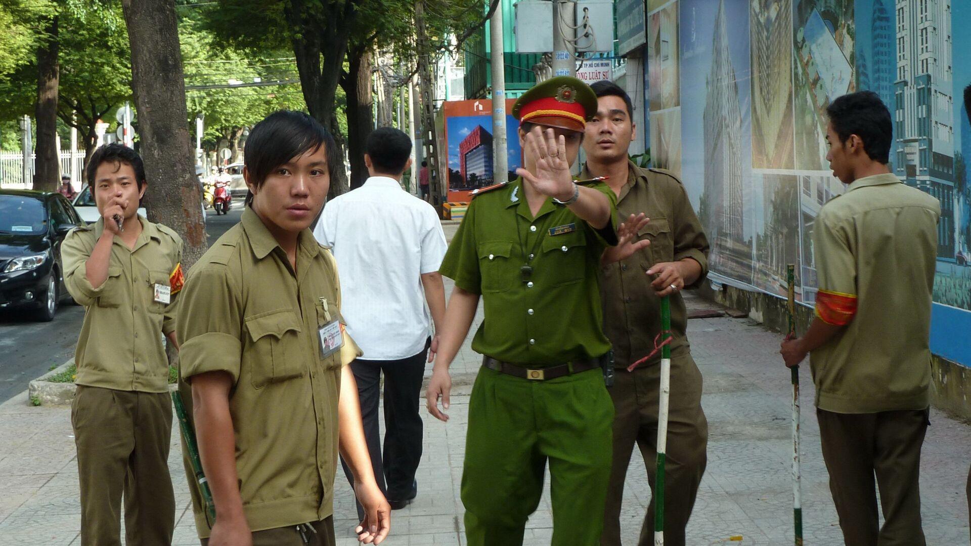 Công an TP. HCM. - Sputnik Việt Nam, 1920, 07.10.2021