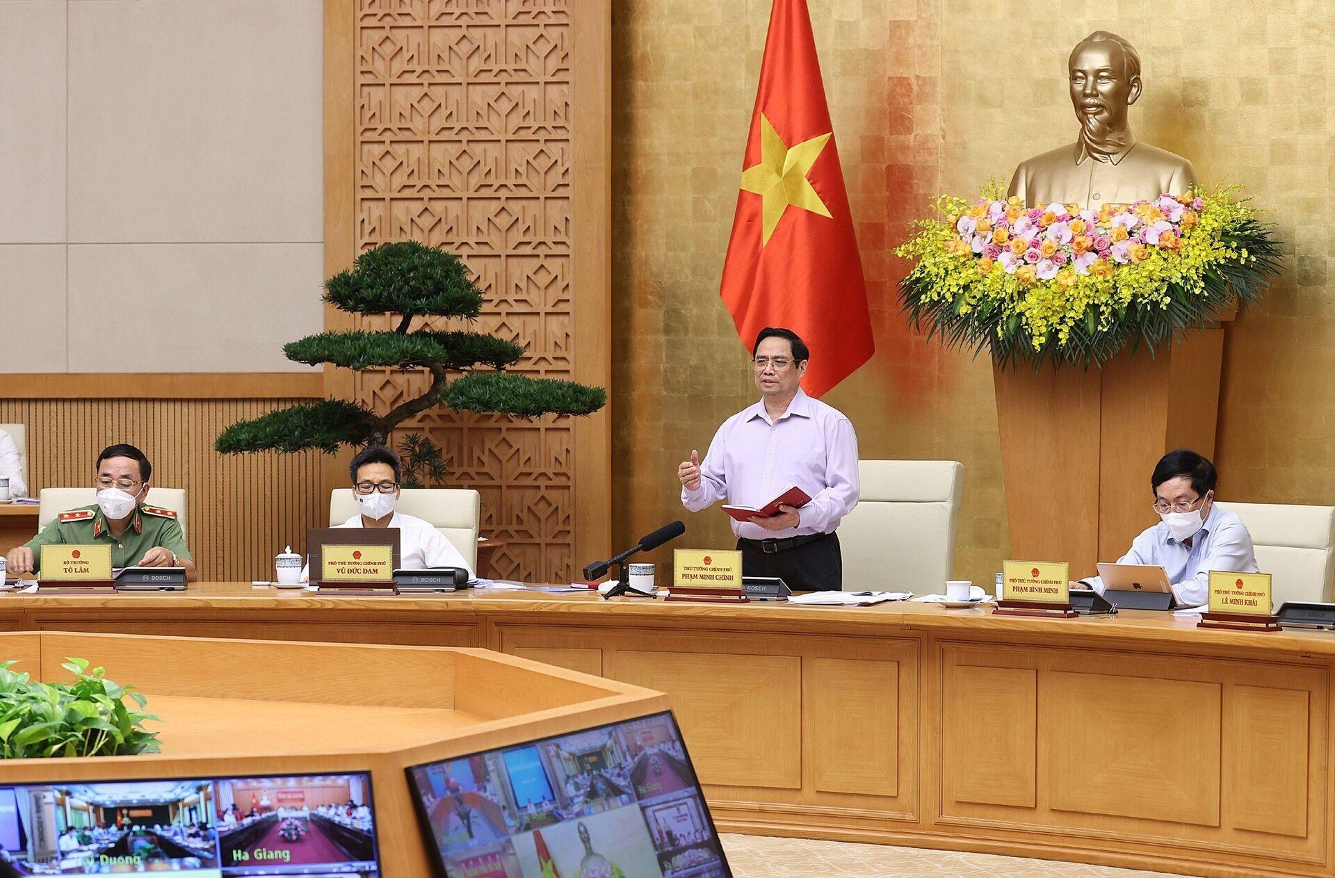 Việt Nam không để Covid-19 phá vỡ 'thành trì kinh tế' - Sputnik Việt Nam, 1920, 02.07.2021