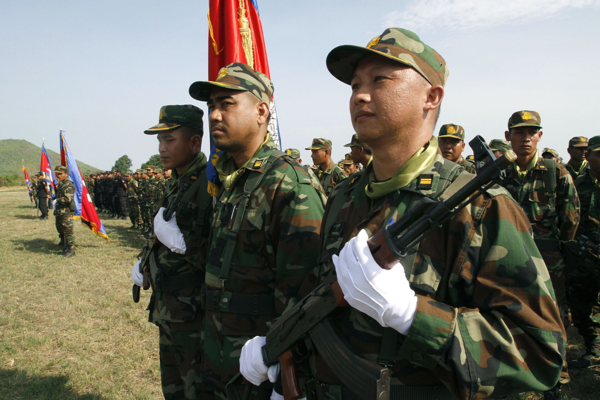 Mỹ trả đũa Campuchia vì nước này tăng cường hợp tác với Trung Quốc - Sputnik Việt Nam, 1920, 05.07.2021