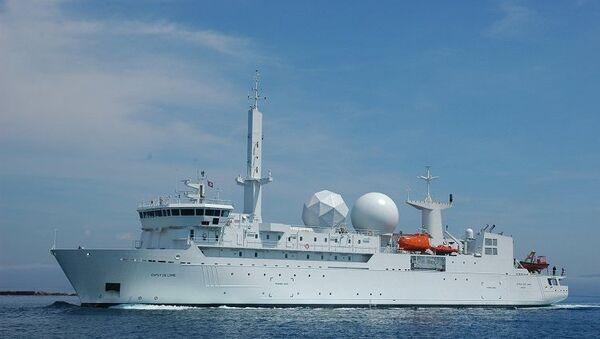 Tàu trinh sát Dupuy de Lome của Pháp - Sputnik Việt Nam