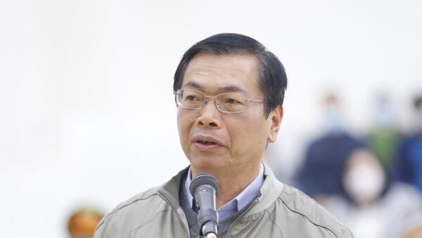 Đồng chí Vũ Huy Hoàng. - Sputnik Việt Nam