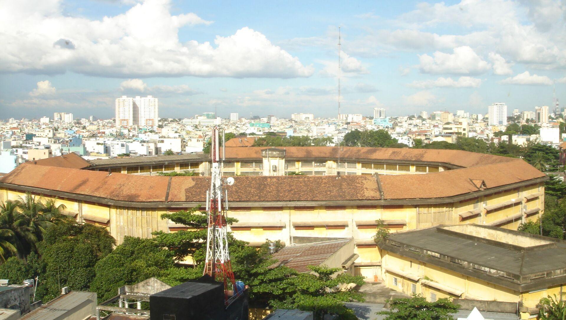 Trại giam Chí Hòa. - Sputnik Việt Nam, 1920, 07.07.2021
