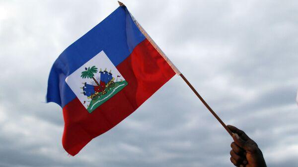 Lá cờ Haiti  - Sputnik Việt Nam