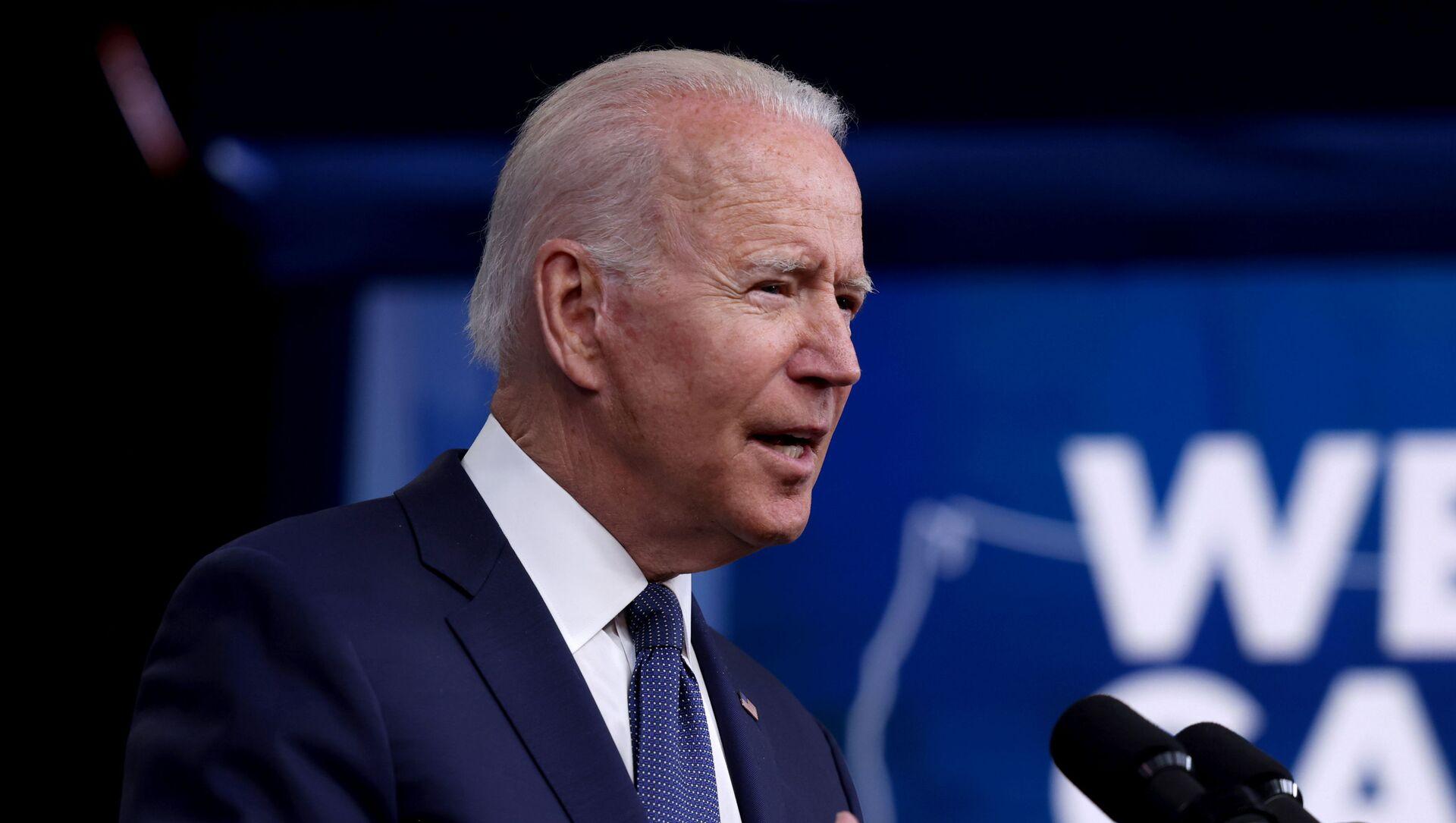 Tổng thống Mỹ Joe Biden - Sputnik Việt Nam, 1920, 08.07.2021